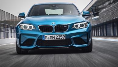 Ben Collins, el ex Stig prueba el BMW M2 Coupé