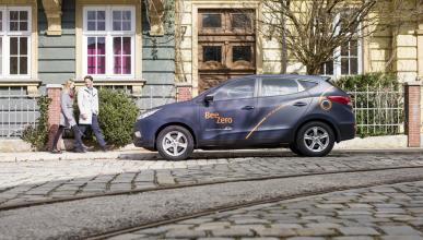 beezero servicio carsharing hidrogeno