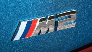 Este BMW M2 Coupé es el auténtico 'Hulk'
