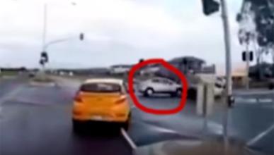 El misterioso coche fantasma que arrasa en la red