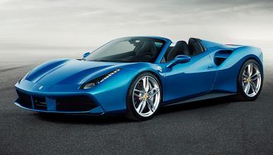 Ferrari lanza el configurador del 488 Spider