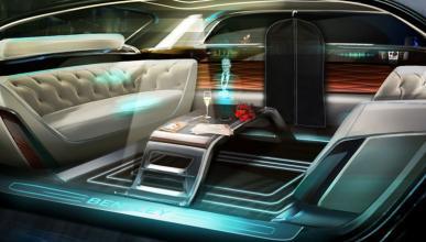 Los Bentley del futuro incluirán un mayordomo holográfico