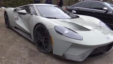 Vídeo: ¿sonará el nuevo Ford GT como este pre-serie?