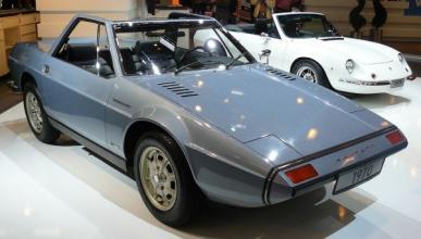 Prototipos olvidados: VW Karmann Cheetah