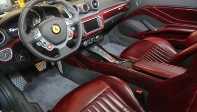 Un Ferrari California T inspirado en un 250 GT SWB
