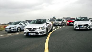 Nuevo Renault Mégane contra todos