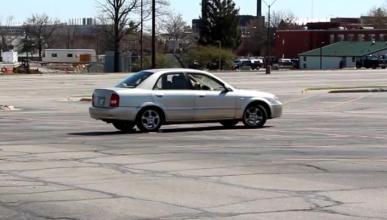 Vídeo: cómo hacer drift con un tracción delantera