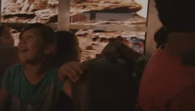 Mars Experience: viajar a Marte en autobús es posible