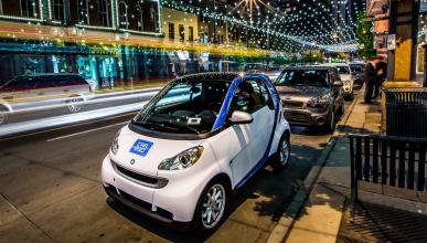 Car2go se expande: llega a China