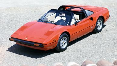 Recuperan un Ferrari robado hace 28 años