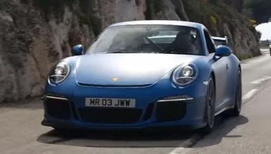 Vídeo: de un Porsche 911 GT3 a un 911 Carrera 2.7 RS