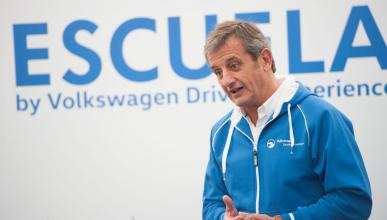 Luis Moya, embajador de VW