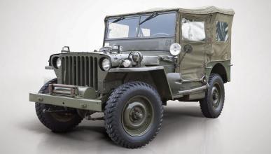 Subasta Jeep Wyllis MB 1942