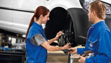 Volkswagen celebra su particular 'Día de las Chicas'