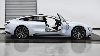 LeSEE, el rival chino del Tesla Model S