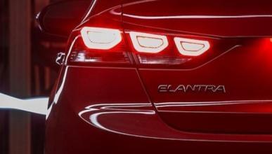 El nuevo Hyundai Elantra Sport 2017 tendrá más de 200 CV