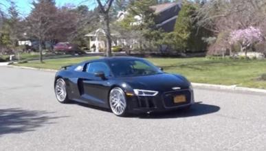 El primer Audi R8 V10 Plus de los EE.UU ya tiene dueño