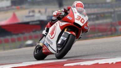 Libres Moto2 Jerez 2016: Nakagami busca su regreso