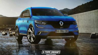 Así sería el Renault Koleos GT