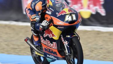 Carrera Moto3 Jerez 2016: Binder gana la carrera de su vida