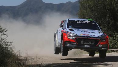WRC 2016, Argentina: Hayden Paddon se estrena en el Mundial
