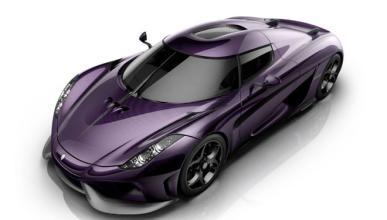 Koenigsegg hace su pequeño tributo a Prince