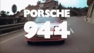 Vídeo: así promocionaban el Porsche 944 en 1982