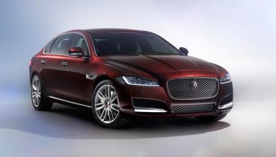 El nuevo Jaguar XFL solo será para los chinos
