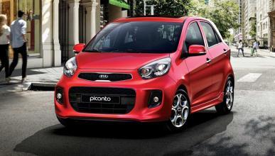 Los 5 mejores coches nuevos por 7.000 euros