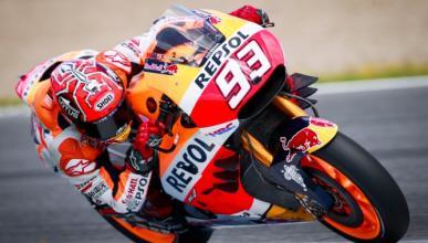 Test Jerez MotoGP 2016: Márquez domina un test sin gracia
