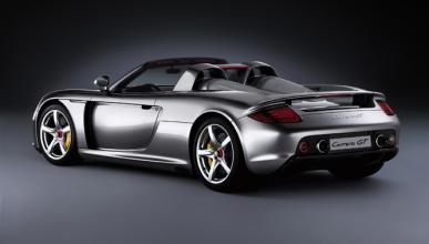 El lugar donde no esperarías ver un Carrera GT a la venta