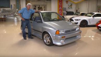 Jay Leno, con un Ford Shogun de 1989 muy especial...