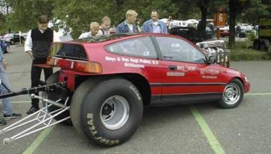 Tener el Honda Civic más rápido del mundo es un chollo