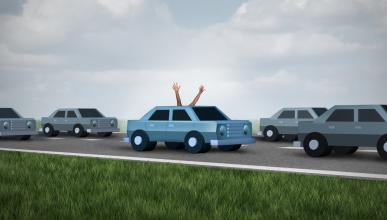 Ford, Volvo, Google y Uber, unidos por el coche autónomo