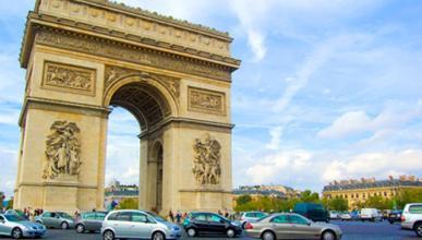 París prohibirá los coches en algunas zonas