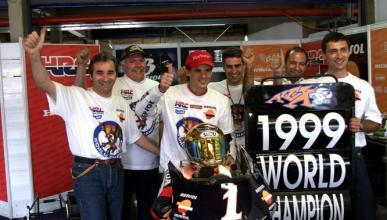 Álex Crivillé entrará en el Salón de la Fama de MotoGP