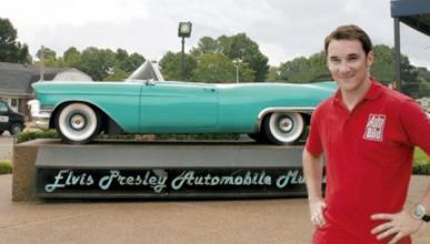 Los coches de Elvis vuelven a la vida tras 75 años