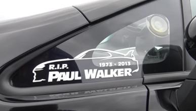 El mejor homenaje que le podían hacer a Paul Walker