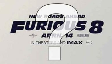 Primer cartel de 'Fast & Furious 8': homenaje a Paul Walker