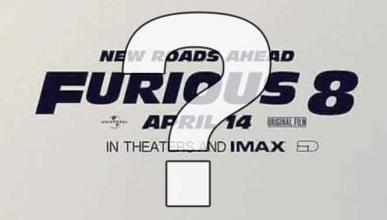 Primer cartel de 'Fast & Furious 8': homenaje a Paul Walker