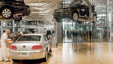 ¡Bienvenidos a la nueva Fábrica de Cristal de Volkswagen!