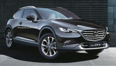 Mazda CX-4 Coupé