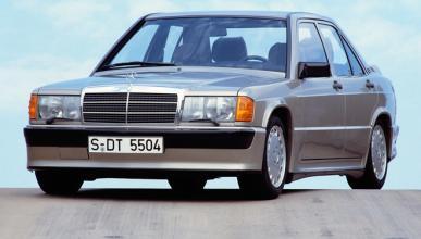 El 190E 2.3-16 es un Mercedes muy especial