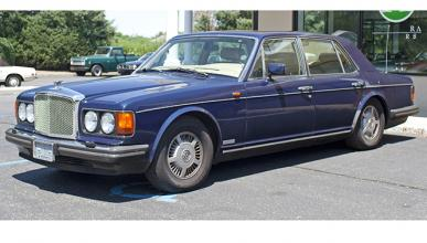 Bentley Brooklands original: tuyo por 150.000 euros