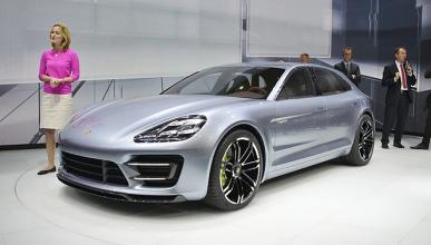 El nuevo Porsche Panamera se venderá en Estados Unidos