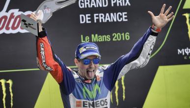 Los pitos a Jorge Lorenzo vuelven con más fuerza en Le Mans