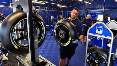 MotoGP Le Mans 2016: Michelin suspende en su GP de casa