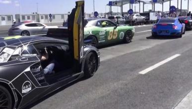 Vídeo: ¡así es un día en la Gumball 3000 2016!