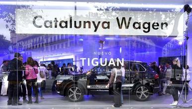 Catalunya Wagen, la histórica tienda de VW se renueva