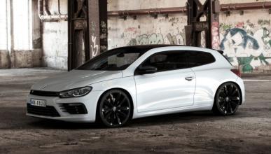 Volkswagen Scirocco R Black Style: más presencia